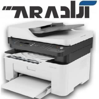 پرینتر چهار کاره لیزری سیاه سفید اچ پی HP LaserJet MFP 137fnw Printer